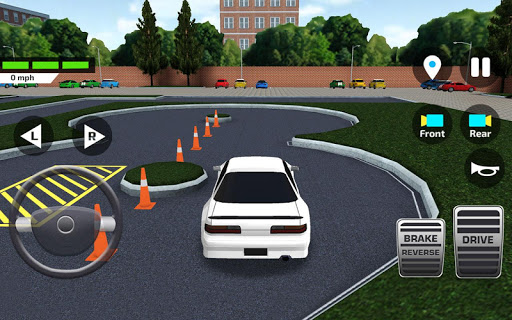 Car Driving amp Parking School screenshots 2