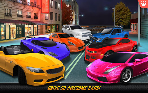 Car Driving amp Parking School screenshots 5
