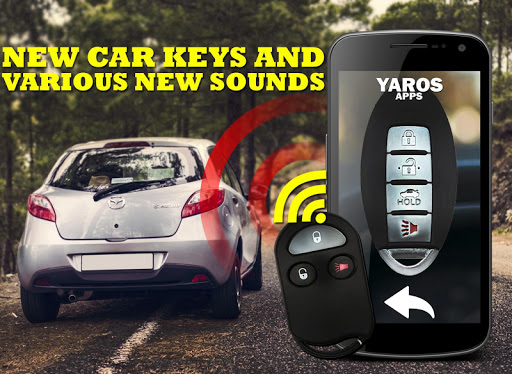 Car Key Alarm Simulator 2 1.0.0 screenshots 1