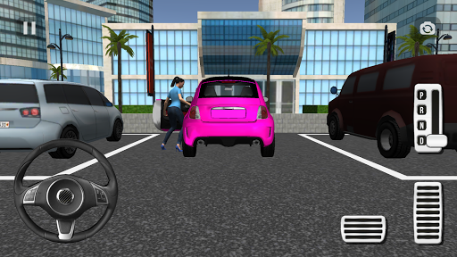 Car Parking Simulator Girls screenshots 2