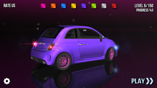 Car Parking Simulator Girls screenshots 3
