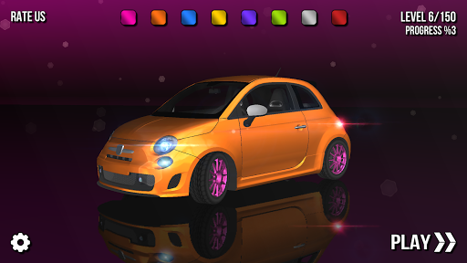 Car Parking Simulator Girls screenshots 5