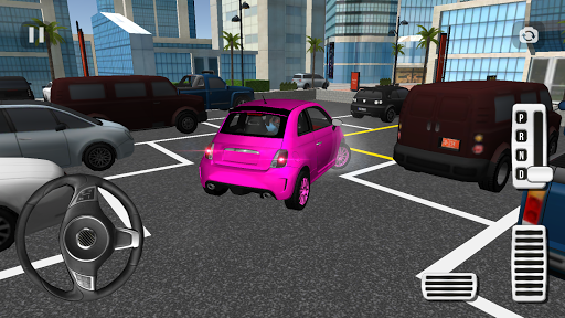 Car Parking Simulator Girls screenshots 8