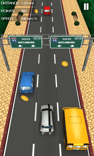 Car Traffic Race 11 screenshots 4
