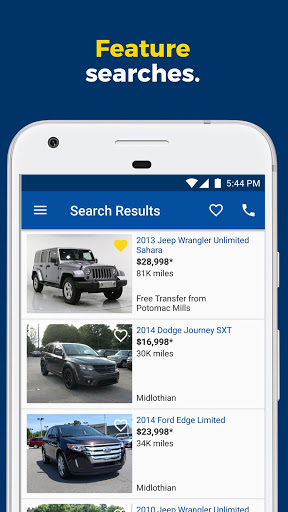 CarMax Cars for Sale Search Used Car Inventory screenshots 3