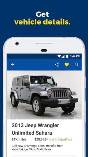 CarMax Cars for Sale Search Used Car Inventory screenshots 4