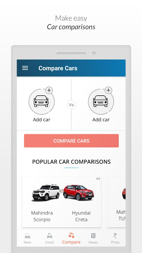 CarWale- Search New Used Cars 5.0.4 screenshots 4