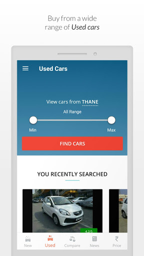 CarWale- Search New Used Cars 5.0.4 screenshots 5