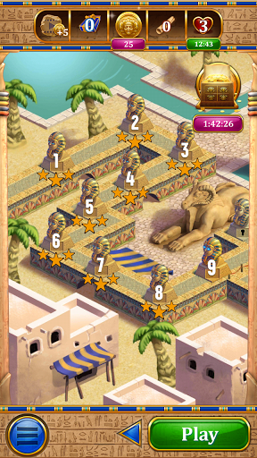 Card of the Pharaoh – Free Solitaire Card Game 10.240.9 screenshots 11