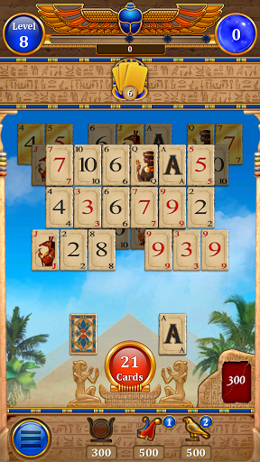 Card of the Pharaoh – Free Solitaire Card Game 10.240.9 screenshots 2