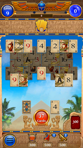 Card of the Pharaoh – Free Solitaire Card Game 10.240.9 screenshots 5