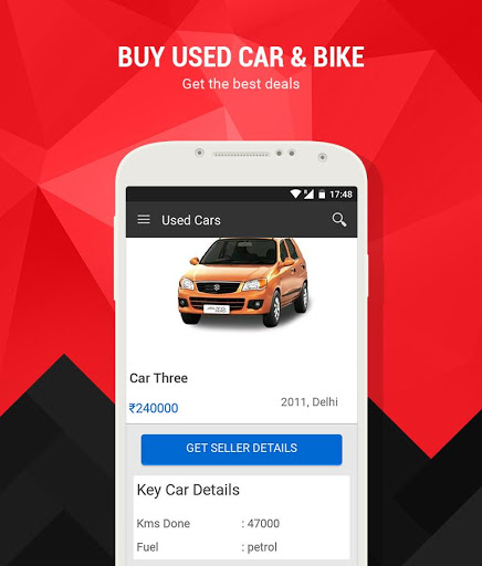 Cars Bikes -Search New amp Used 3.0.1 screenshots 5