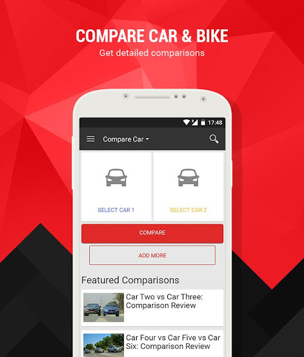 Cars Bikes -Search New amp Used 3.0.1 screenshots 6