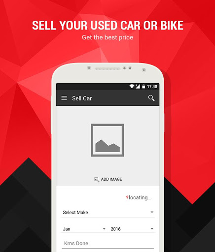 Cars Bikes -Search New amp Used 3.0.1 screenshots 7