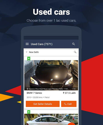 Cars India – Buy new used car 7.0.6.8 screenshots 7