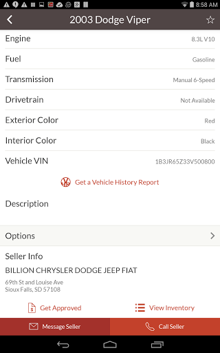 Cars for Sale New amp Used Cars 0.1.34 screenshots 13