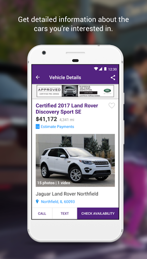 Cars.com Find Cars and Trucks For Sale screenshots 4