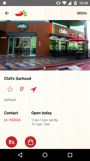 Chilis Global 1.0.3 screenshots 6