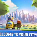 Free Download City Mania: Town Building Game 1.3.0q APK Full Unlimited