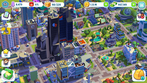City Mania Town Building Game 1.3.0q screenshots 12
