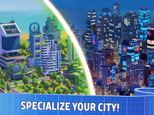 City Mania Town Building Game 1.3.0q screenshots 4
