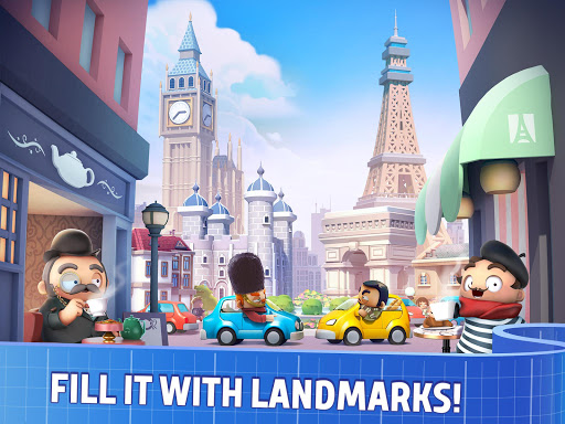 City Mania Town Building Game 1.3.0q screenshots 5