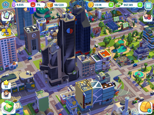 City Mania Town Building Game 1.3.0q screenshots 6