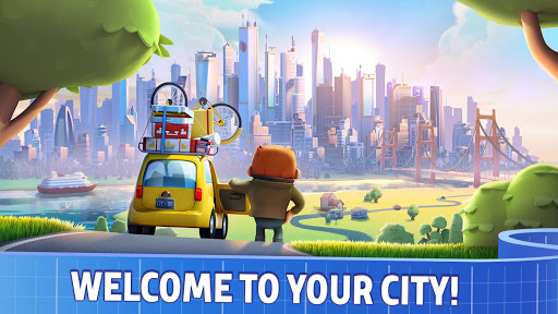 City Mania Town Building Game 1.3.0q screenshots 7