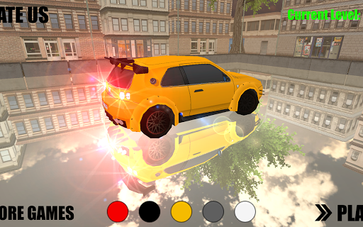 Classic Car Parking Extreme 3D screenshots 11