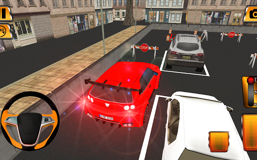 Classic Car Parking Extreme 3D screenshots 2