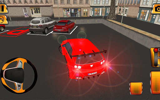 Classic Car Parking Extreme 3D screenshots 8