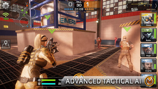 Combat Squad – Online FPS 0.10.6 screenshots 3