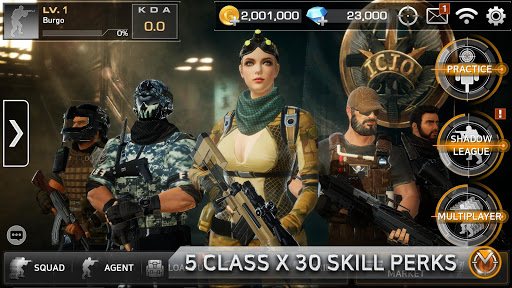 Combat Squad – Online FPS 0.10.6 screenshots 5