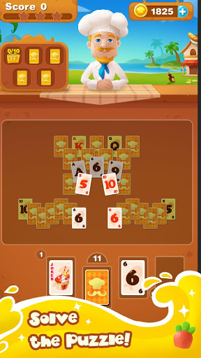 Cooking Chef Solitaire 1.2.1 screenshots 14