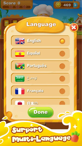 Cooking Chef Solitaire 1.2.1 screenshots 2