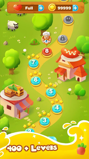 Cooking Chef Solitaire 1.2.1 screenshots 5