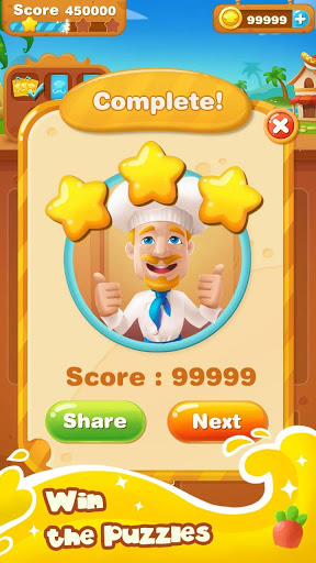 Cooking Chef Solitaire 1.2.1 screenshots 7