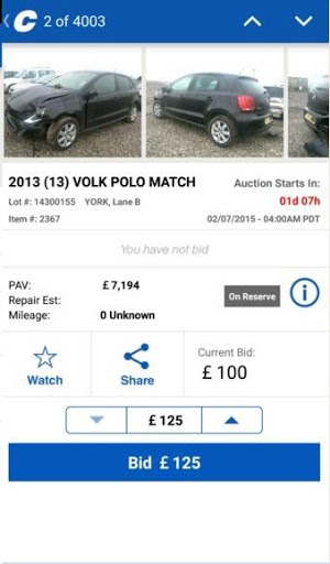 Copart Salvage Car Auctions screenshots 3