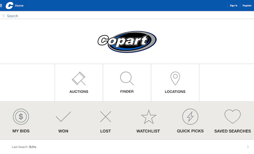 Copart Salvage Car Auctions screenshots 4