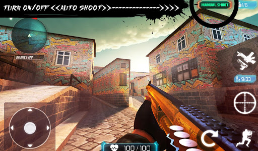 Counter Terrorist 2-Gun Strike 1.05 screenshots 1