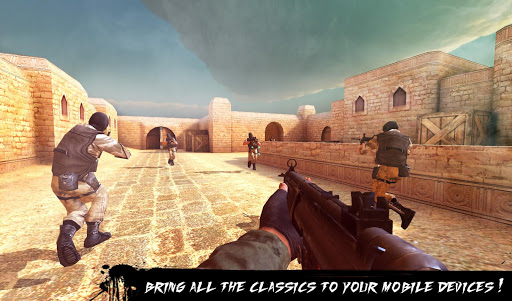 Counter Terrorist 2-Gun Strike 1.05 screenshots 5