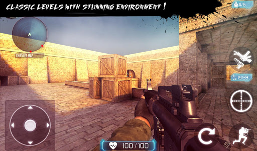 Counter Terrorist 2-Gun Strike 1.05 screenshots 7