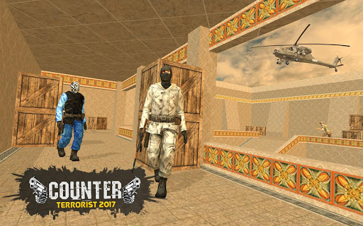Counter Terrorist 2018 Gun War Counter Strike FPS 1.4.6 screenshots 13