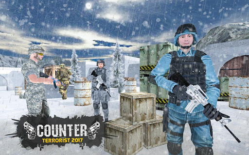 Counter Terrorist 2018 Gun War Counter Strike FPS 1.4.6 screenshots 14