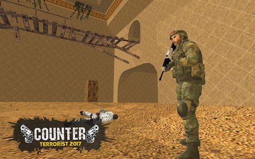 Counter Terrorist 2018 Gun War Counter Strike FPS 1.4.6 screenshots 4