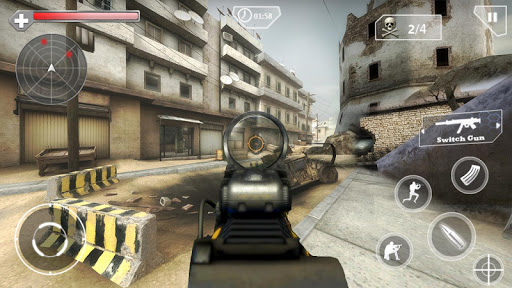 Counter Terrorist Sniper Shoot 1.2 screenshots 4