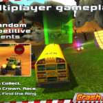 Download Crash Drive 2: 3D racing cars  APK Mod APK