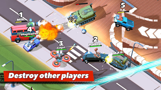 Crash of Cars 1.1.73 screenshots 7