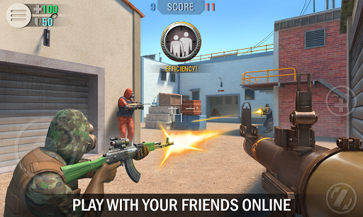 Crime Revolt – Online Shooter screenshots 1