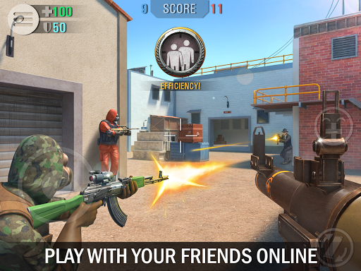 Crime Revolt – Online Shooter screenshots 8